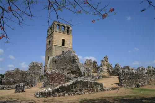 ruins of Panama Vieja