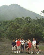 { Arenal Volcano }